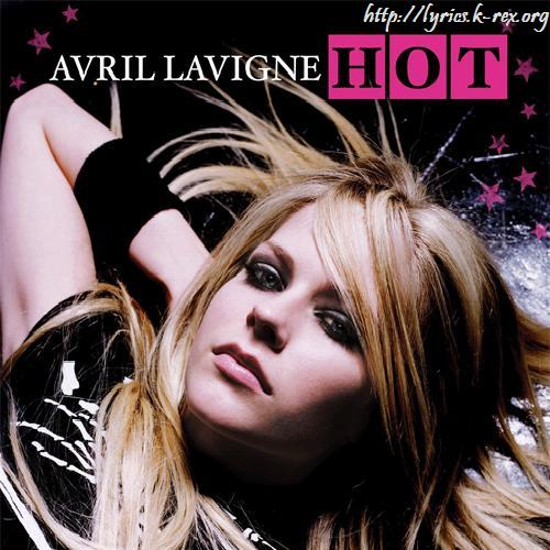 pics of avril lavigne. Avril Lavigne Hot Music Video